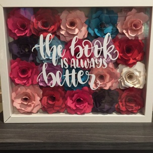 The Book is Always Better Shadowbox